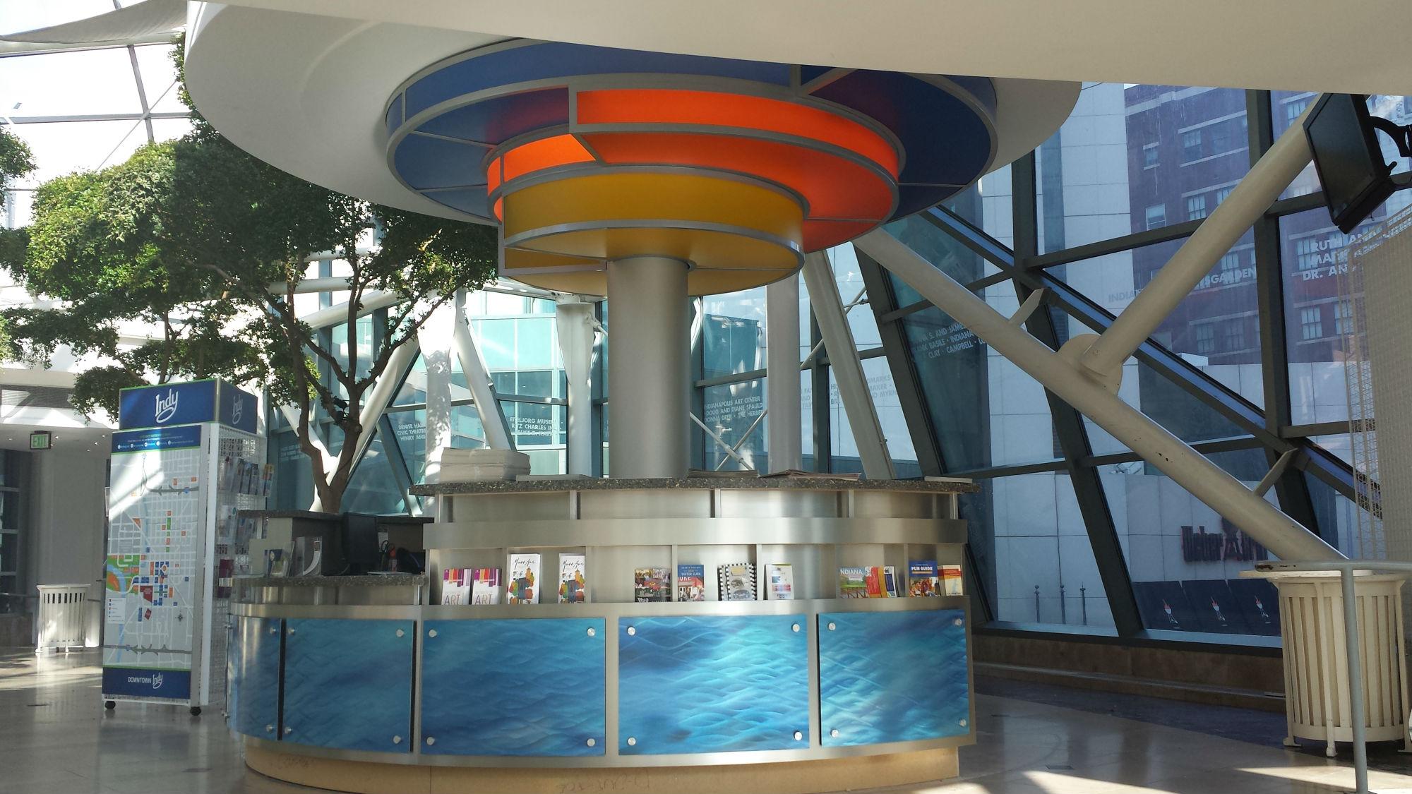 Artsgarden Circle Centre William Baker Co
